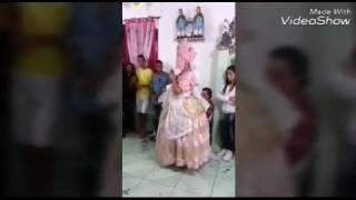 Festa de Eré do babalorisá luis de yemanja Rum de oyà
