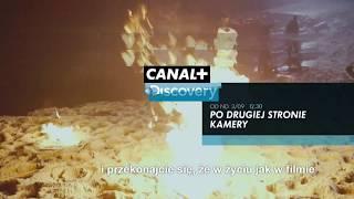 Po drugiej stronie kamery | nowa seria dokumentalna | zwiastun CANAL+ DISCOVERY