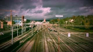 Cloud- und Trainspotting in Winterthur