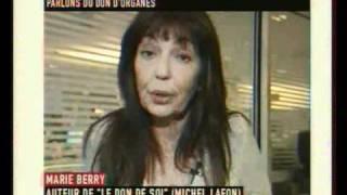 FRANCE ADOT - Extrait du journal de Canal Plus du 22/06/2007 - Don d'organes