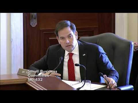 Rubio Promotes Small Business Zika Relief Bill to SBA