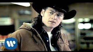 Blake Shelton - Goodbye Time (Official Video)