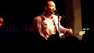 John Legend and The Roots - Humanity (love the way it should be) - Live in London 2010