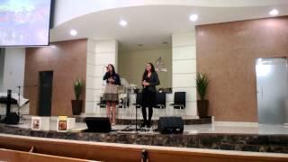 Santo Somente é o Senhor - Geiza Severo e Thalita de Souza