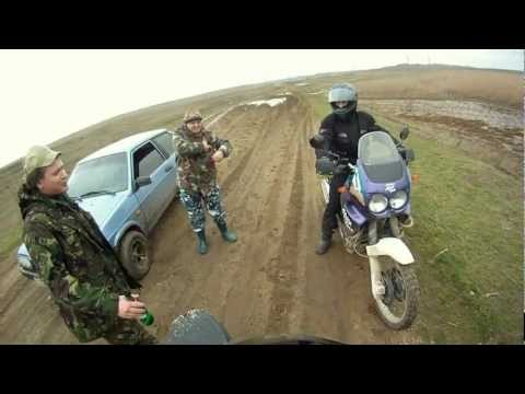 Africa Twin bmw gs