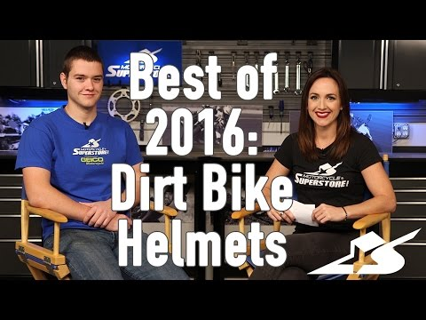 Best of 2016: Dirt Bike Helmets