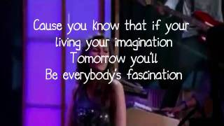 Make It Shine karaoke instrumental by Victoria Justice Victorious with on screen lyrics