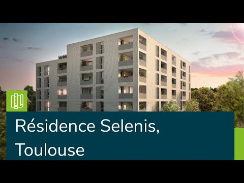 Résidence Selenis à Toulouse - Bouygues Immobilier