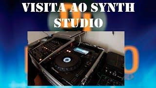 Dj Pauloso visita o Synth Studio (prévia - parceria)