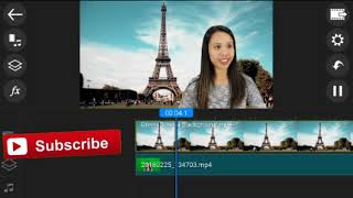 HOW TO USE GREEN SCREEN USING CYBERLINK POWERDIRECTOR / TAGALOG - Caregiver in Israel