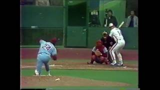 Pete Rose All Star Highlights