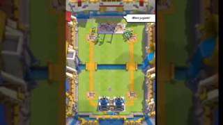 Los duendes malditos Clash Royale  2Vs2