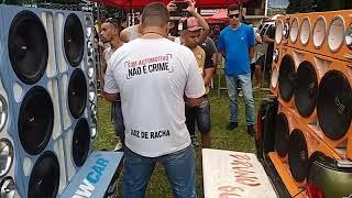 6 sds contra 6 Xtreme Racha de som automotivo em Pará de minas Som MG Minas paredoes 2018