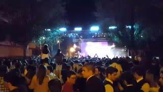 IRAN COSTA - O BICHO (2015 REMIX) - LIVE AT FCT - PORTUGAL