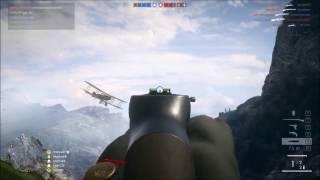 Battlefield 1 Martini–Henry Massive K-bullet shot