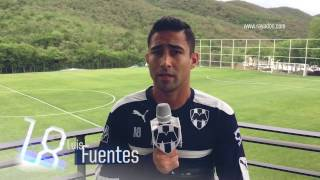 Luis Fuentes #PreviaRayada - #TOLvsMTY