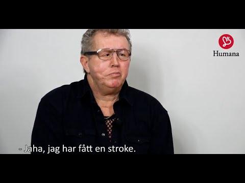 Bernts stroke förändrade allt