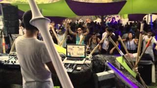 ZINX LIVE @ BOIVÃO THE RITUAL 2014