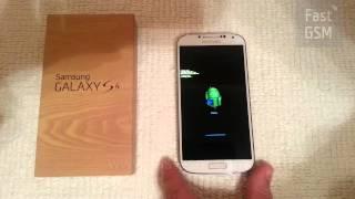 How To Unlock Pattern Lock on Samsung Galaxy S4 (SIV) & Password Lock Reset