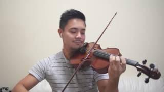 Sorriso Resplandecente - Abertura Dragon Ball GT [violino cover]