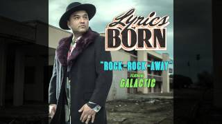 """Lyrics Born """"Rock-Rock-Away"""" featuring Galactic - the new album 'Real People' AVAILABLE NOW"""