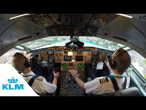 KLM Cockpit Tales: Special - Farewell Fokker