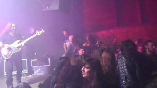 Bucovina - Wall of death (Live @ Daos 09.12.2016)