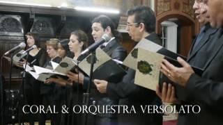 Jesus Alegria dos Homens - Ao vivo Coral & Orquestra HD Audio