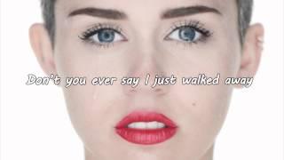 Wrecking Ball Lyrics - Miley Cyrus (Official Lyrics)