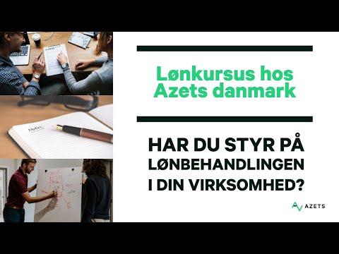 Lønkursus hos Azets danmark