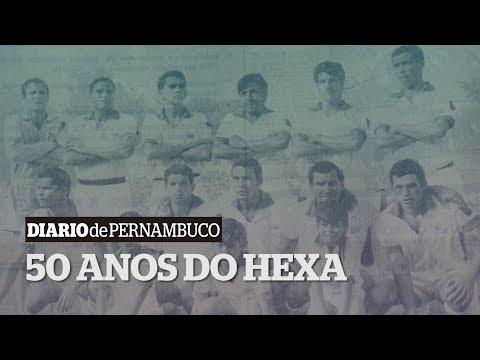 50 anos do hexa: capitão do Náutico em 1968 revela suas memórias