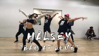 Bad At Love - Halsey | Choreography by Sam Allen