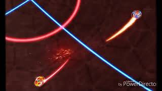 Beyblade Burst Evolution} Episode 51 Valt vs Shu