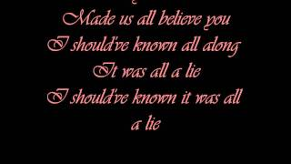 Evanescence- Lies (Remix) (Lyrics)