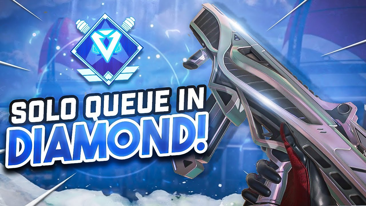Ratchet - What it's like SOLO QUEING IN DIAMOND! (Apex Legends)