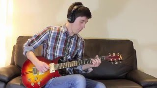 The Seahorses - The Boy in the Picture - Guitar Cover