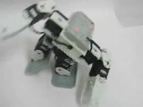 Gilbo & Robotis - Bioloid Comprehensive Kit - Savaş Robotu