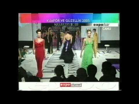 Saloon Artist - İbrahim AYDIN - Uluslararası Güzellik Fuarı