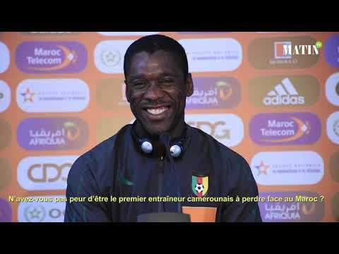 Video : Clarence Seedorf : «Je n'ai pas peur d'être le premier entraineur à perdre contre le Maroc»