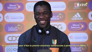 Clarence Seedorf : «Je n'ai pas peur d'être le premier entraineur à perdre contre le Maroc»