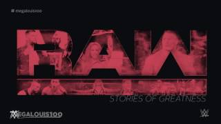 "2016: WWE RAW new bumper theme song - ""Stories of Greatness"" with download link"
