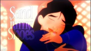 Sand In My Shoes  | |  Marina & Mulan { MEP Part For Asmeeria }