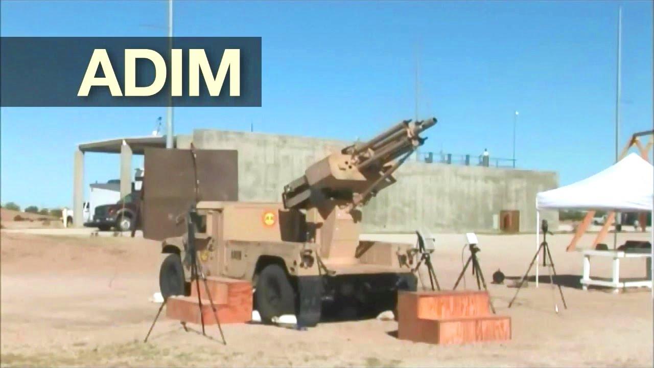 US Army ARDEC - Munitions Technology