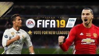 FIFA 19 - officially trailer