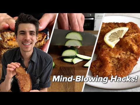 Kitchen & Food Hacks You NEED To Know