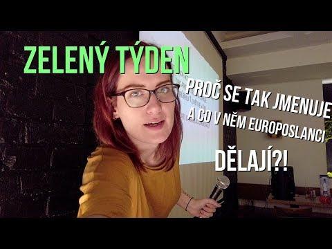 """Jediná europoslankyně co uvádí PubQuiz aneb můj """"Zelený týden"""" v Česku [#13 VOXBOX]"""