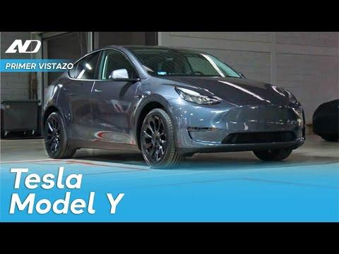 Tesla Model Y en México - Otro éxito para Tesla   Primer vistazo