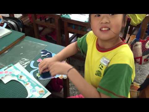20160505聖堯媽媽到班級帶母親節活動 - YouTube