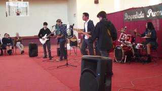 Cover The Misfits - Descending Angel / Carbono 14