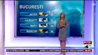 Prognoza meteo - 7 august